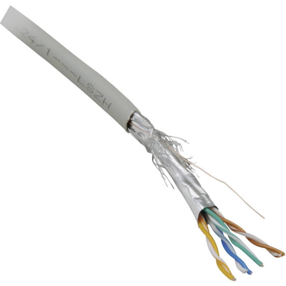 Mrežni kabel CAT 5e SF/UTP 8 x 0.128 mm sivi BKL Electronic 10010803 100 m