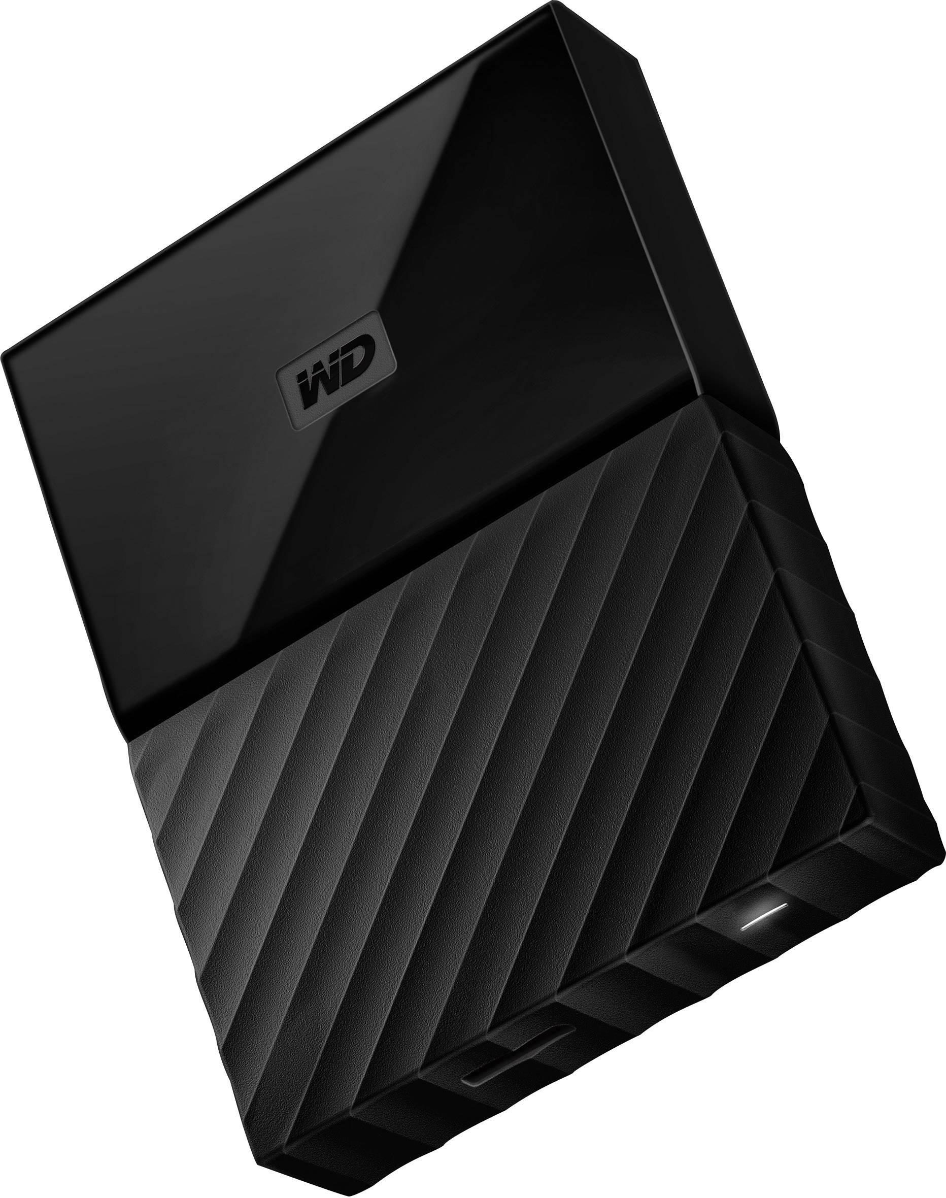 Western Digital WDBP6A0020BBK-WESN My Passport For Mac 2.5