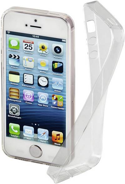 """Image of Hama """"Clear"""" Cover for Apple iPhone 5/5s/SE, transparent"""
