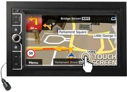 Caliber Audio Technology RMN801BT Navigationsenhed, fastmontering Europa Tilslutning til ratbetjening, Tilslutning til bagkamera