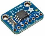 Non-Volatile 256Kbit / 32KByte I²C FRAM Breakout