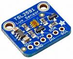 TSL2591 High Dynamic Range Digital Light Sensor
