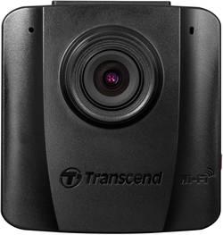 Dashcam Transcend DrivePro50 Betragtningsvinkel horisontal=130 ° 12 V, 24 V WLAN, Mikrofon