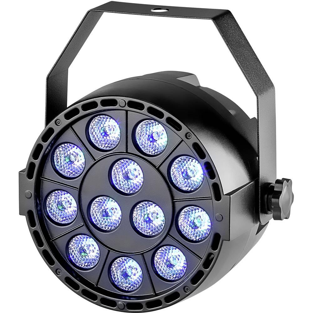 LED-PAR reflektor Renkforce št. LED diod: 12 x 1.5 W