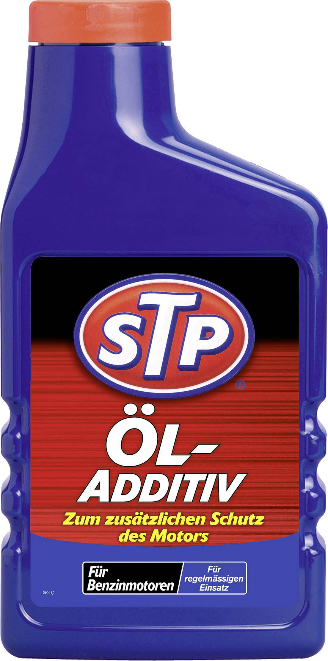 Oil addition agent for petrol engines STP GST60450GE06 450 ml