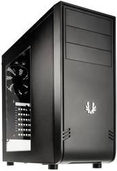 Midi-tower USB-kabinet, Gaming-kabinet Bitfenix Comrade Sort