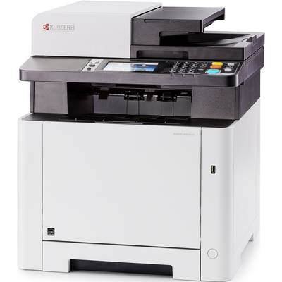 Image of Kyocera ECOSYS M5526cdn color MFP A4 Colour laser multifunction printer A4 Printer, scanner, copier, fax LAN, Duplex, Duplex ADF