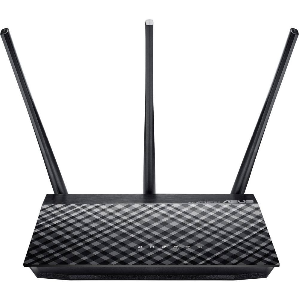Asus RT-AC53 brezžični router 2.4 GHz, 5 GHz 750 MBit/s