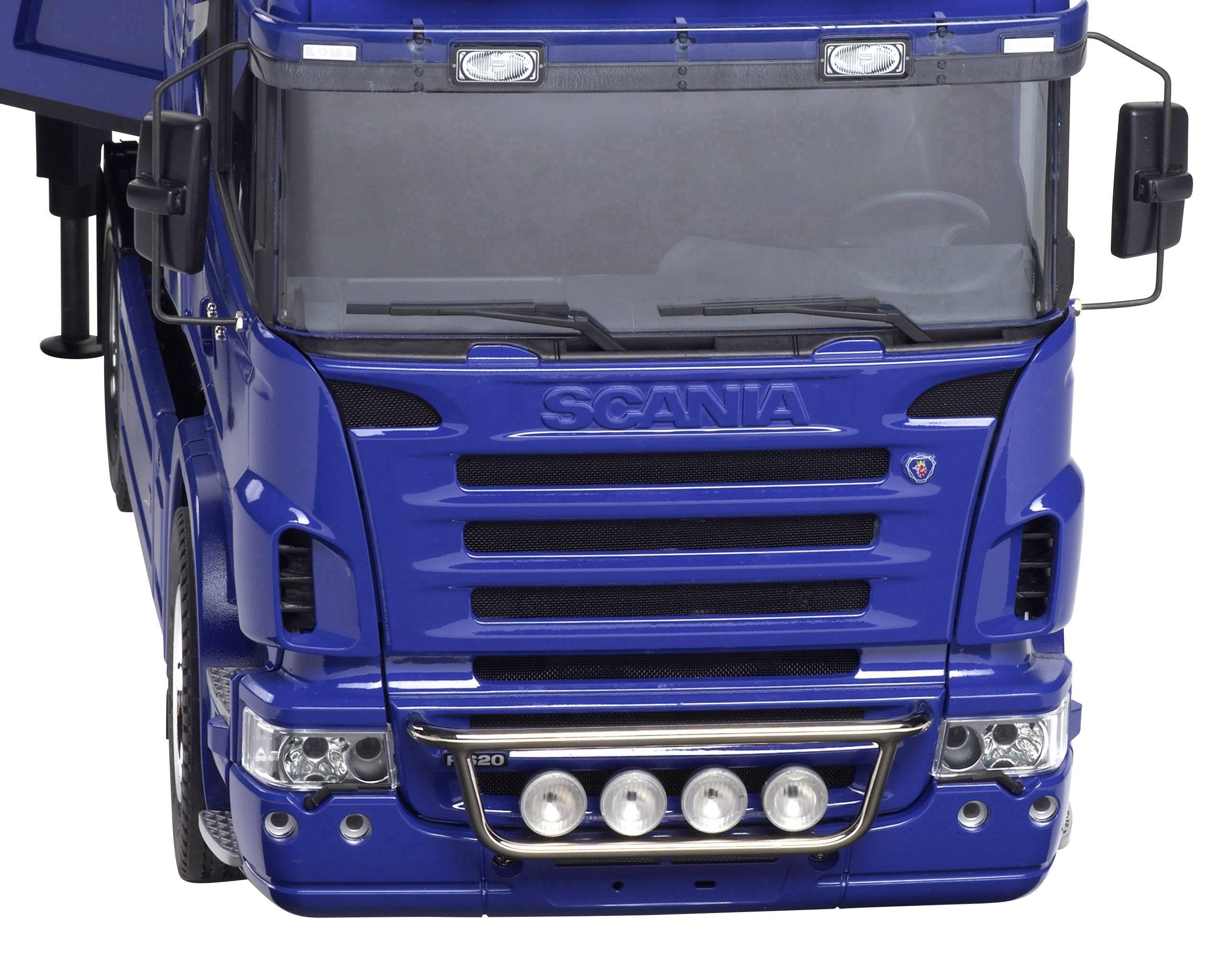 Herpa camiones scania R High//aerop baukipper-SZ Martin tran