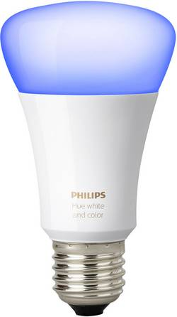 Philips Lighting Hue LED-lampa (1 st) White and color ambiance E27 10 W RGBW 1 st