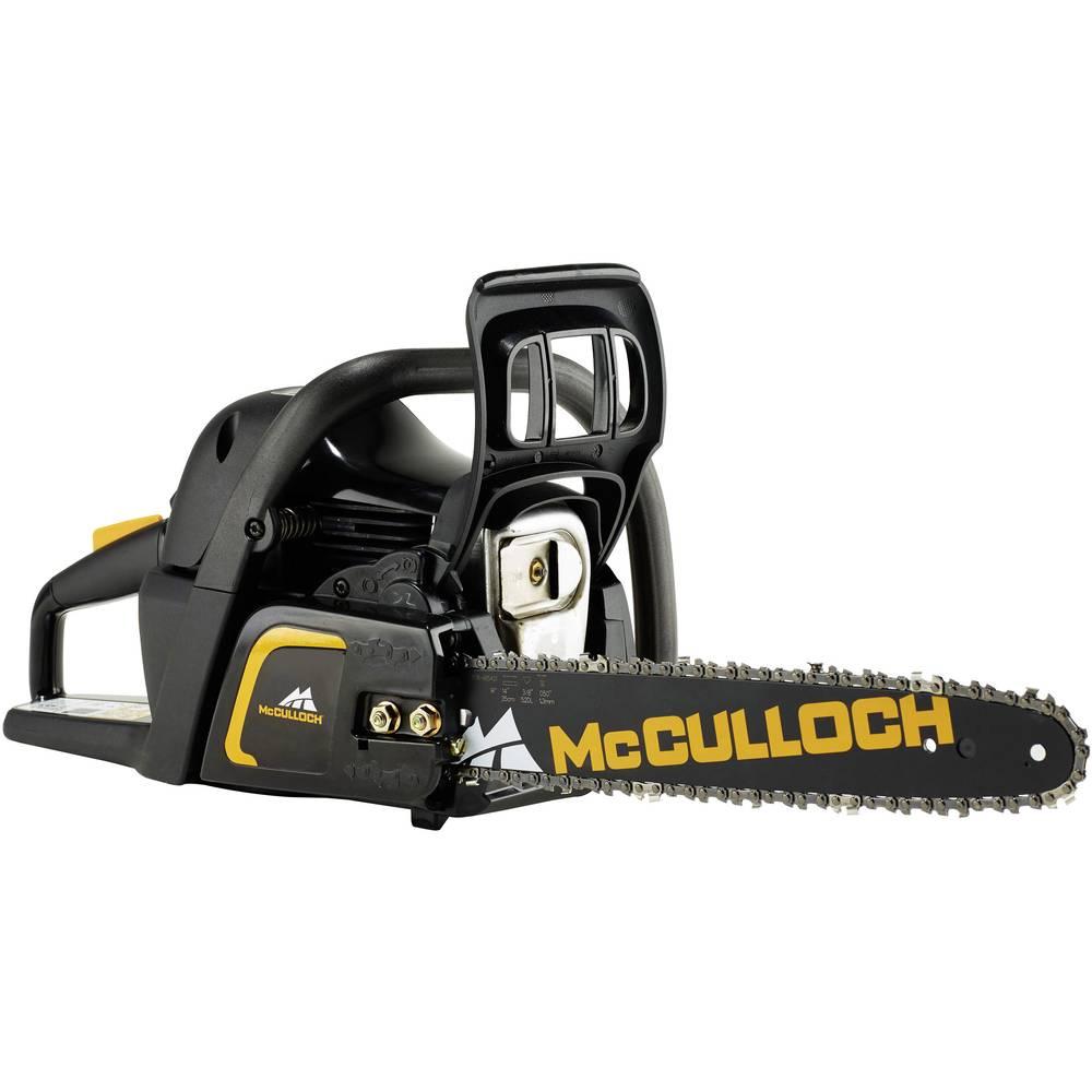McCulloch CS42S Petrol Chainsaw Blade length 350 mm