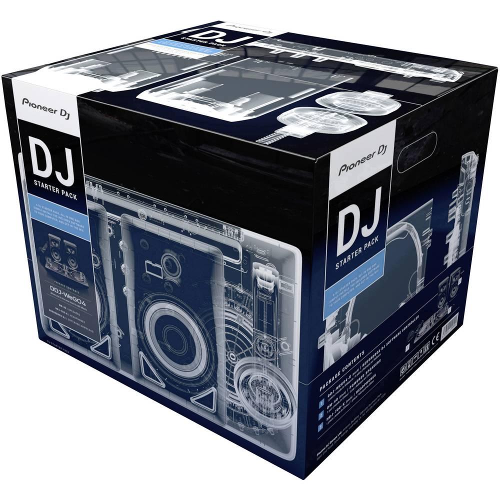 DJ kontroler Pioneer DJ začetni komplet