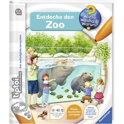 Ravensburger tiptoi ® discover the zoo