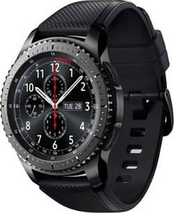 Smartwatch Samsung Gear S3 Frontier 3.3 cm 1.3  Spacegrå