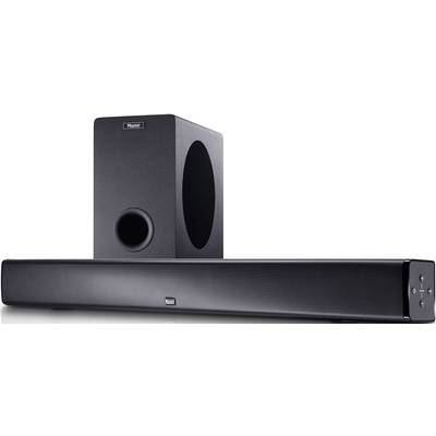Magnat SBW 250 Soundbar Black Bluetooth