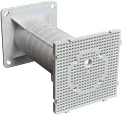 Isolerings-monteringsplade KOPOS (B x H x T) 119 x 119 x 204 mm