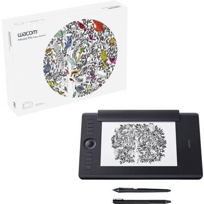 Wacom Intuos Pro Paper M Pen tablet Black