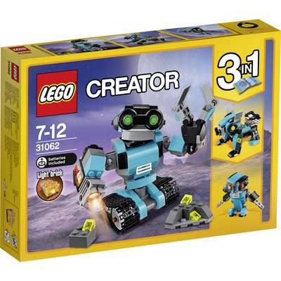 LEGO® CREATOR 31062