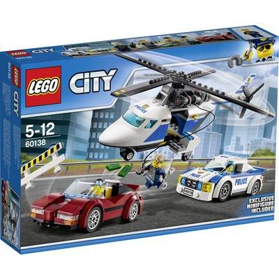 LEGO® CITY 60138 Fast-paced chase