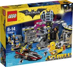 The LEGO® BATMAN MOVIE 70909 LEGO dele 1047