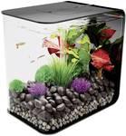 BiOrb acrylic aquarium FLOW LED 30 l black