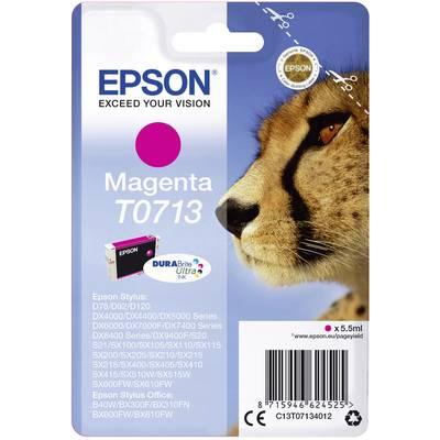 Image of Epson Ink T0713 Original Magenta C13T07134012