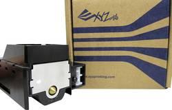 XYZprinting Quick Release Extruder 0 4 mm Suitable for (3D printer):  XYZprinting da Vinci Junior, XYZprinting da Vinci J