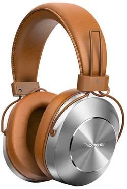HiFi Hörlurar Over Ear Pioneer SE-MS7BT-T Bluetooth Brun