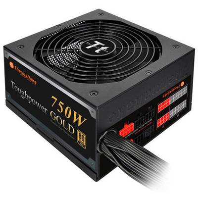 Thermaltake Toughpower Standard PC power supply unit 750 W ATX 80 PLUS Gold