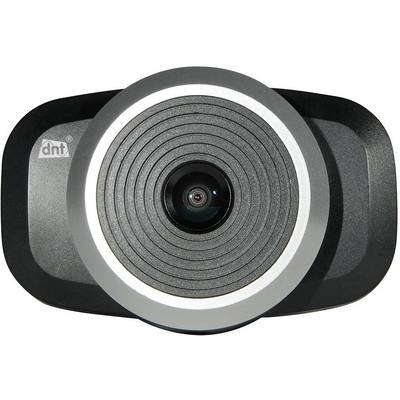 Action camera dnt WiFi Bikecam Black, Silver