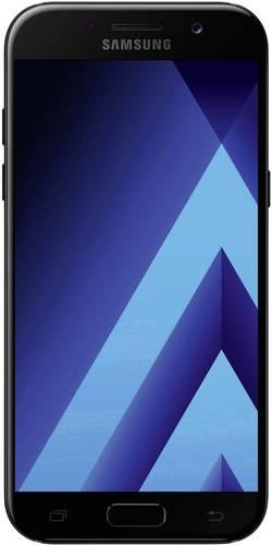 LTE-smartphone 5.2  Samsung Galaxy A5 (2017) 32 GB Sort