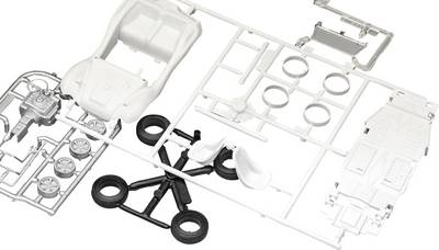 Revell 7682 VW Buggy Car model assembly kit 1:32