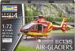 Helicopter EC-135 Model Set Kit