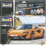 Model car McLaren570S model set
