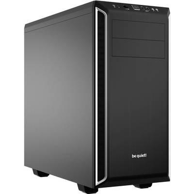 Image of be quiet! Pure Base 600 Midi-Tower Black,Silver