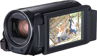 "Canon HF-R806 Camcorder 7.6 cm 3.0 "" 3.28 MPix Optical zoom: 32 x Black"