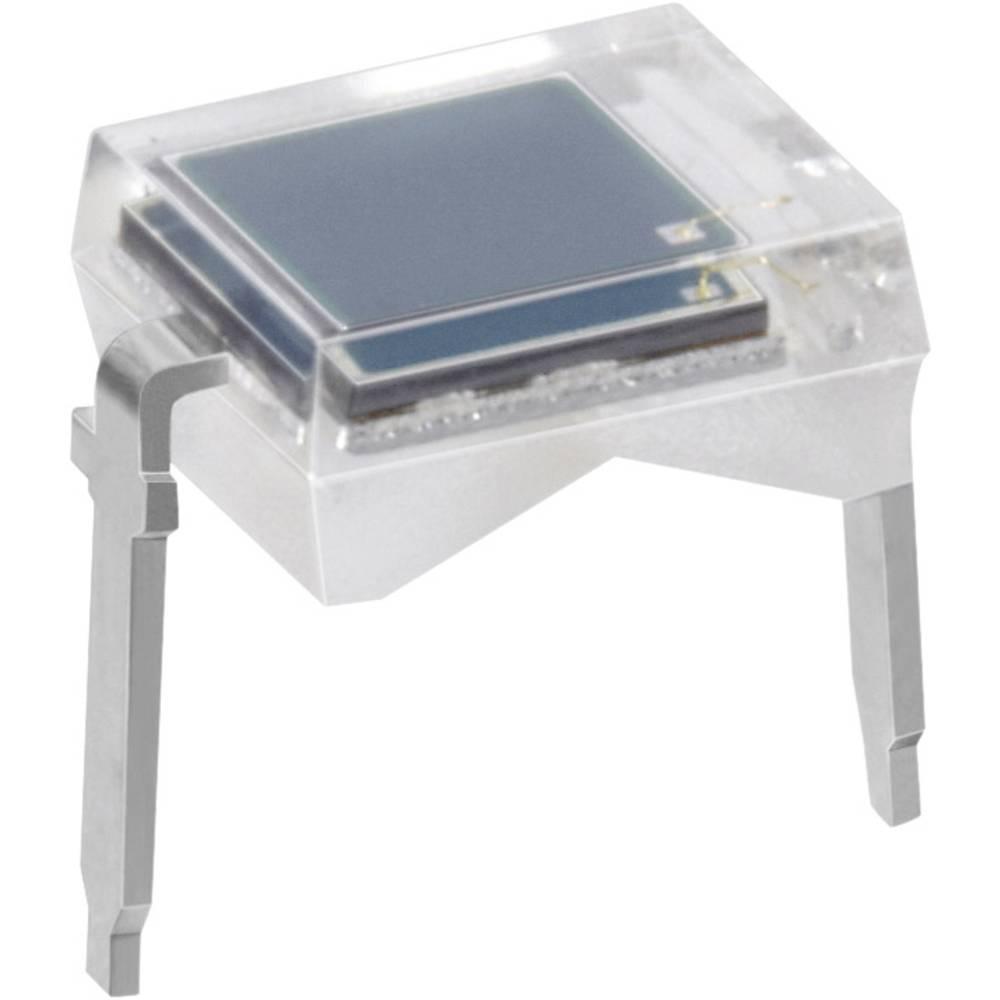 Fotodiode OSRAM BPW 34 SMT-plastikkonstruktion med høj pakningstæthed Strålevinkel ±60 ° 400 - 1100 nm