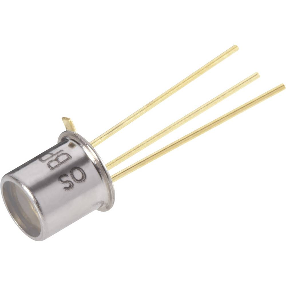 Fototranzistor TO-18 1120 nm 40 ° OSRAM BPX 38