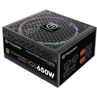Thermaltake Toughpower Grand PC power supply unit 650 W ATX, EPS 80 PLUS Gold