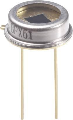Fotodiode OSRAM BPX 61 TO 39 Strålevinkel ±55 ° 400 - 1100 nm