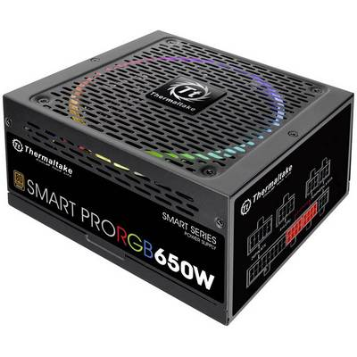 Thermaltake Smart Pro PC power supply unit 650 W ATX, EPS 80 PLUS Bronze