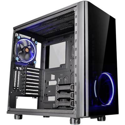 Midi tower PC casing Thermaltake View 31 TG Black
