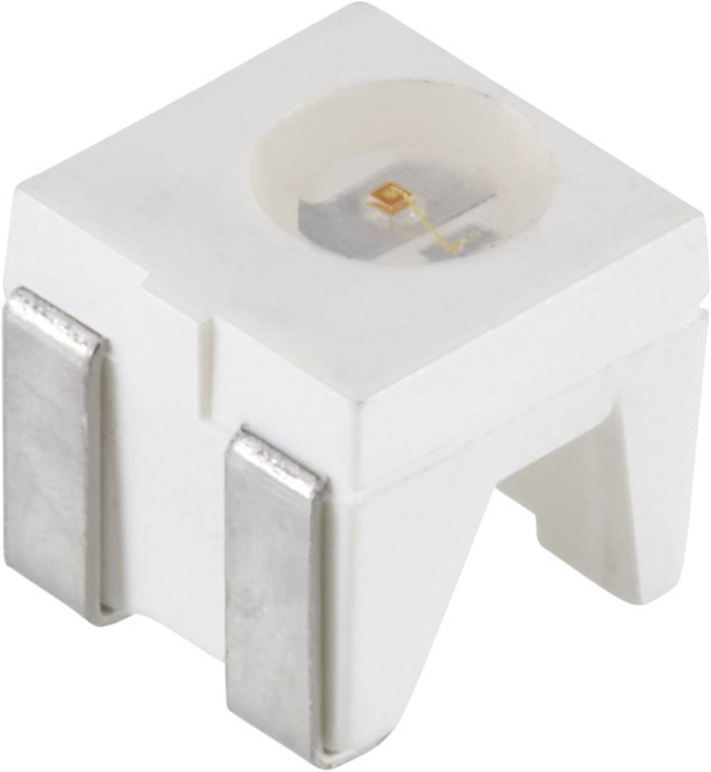 SMD LED OSRAM LS A676-PS særlig form 40 mcd 120 ° Superrød