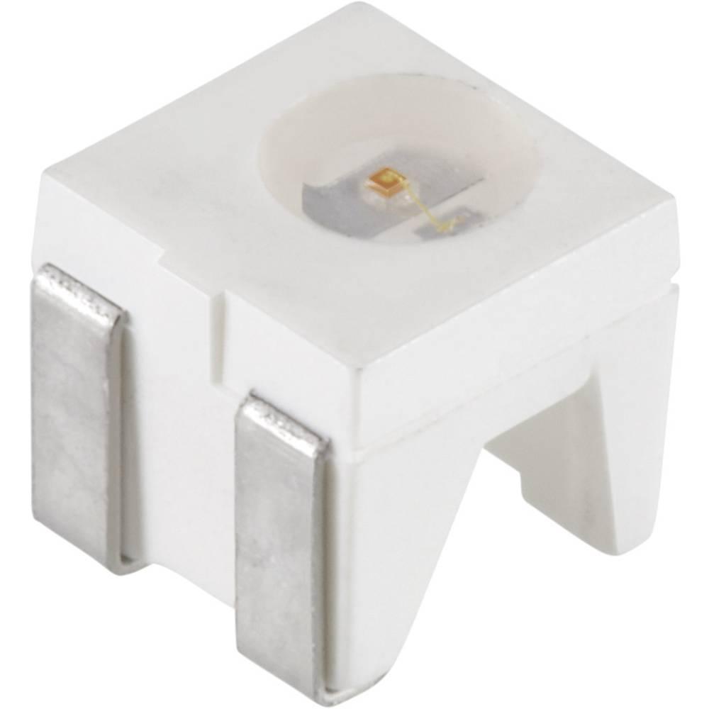 SMD LED OSRAM LY A670-JM særlig form 4 mcd 120 ° Gul