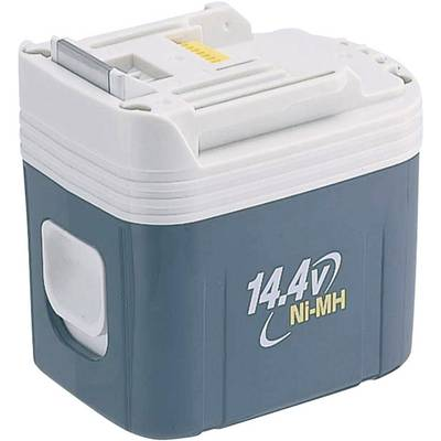 Makita BH1433 193354-3 Tool battery 14.4 V 3.1 Ah NiMH