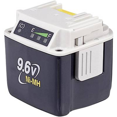 Makita BH9020A 193590-1 Tool battery 9.6 V 2 Ah NiMH