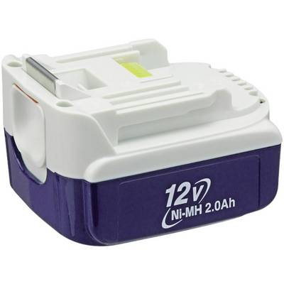 Makita BH1220C 193928-0 Tool battery 12 V 2 Ah NiMH