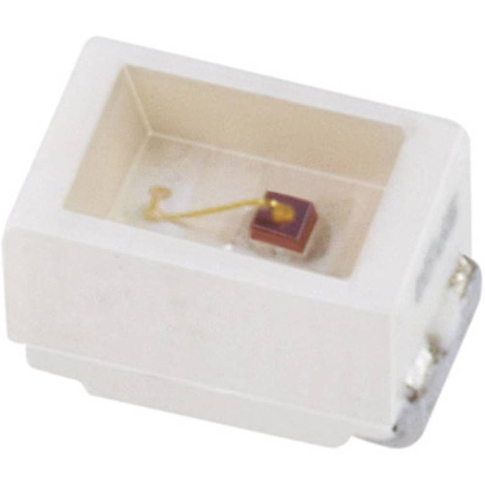 SMD LED OSRAM LA M676 særlig form 90 mcd 120 ° Amber