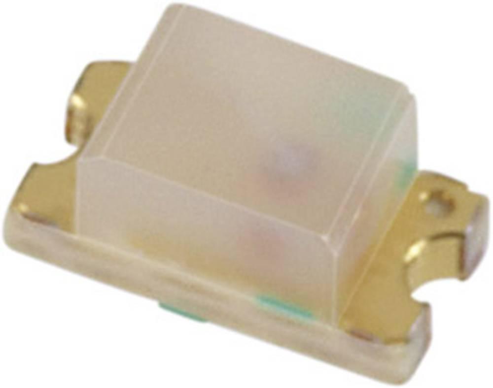 SMD LED OSRAM LG R971 0805 20 mcd 160 ° Grøn