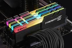 G Skill PC RAM kit TridentZ RGB F4-3600C16Q-32GTZR 32 GB 4 x